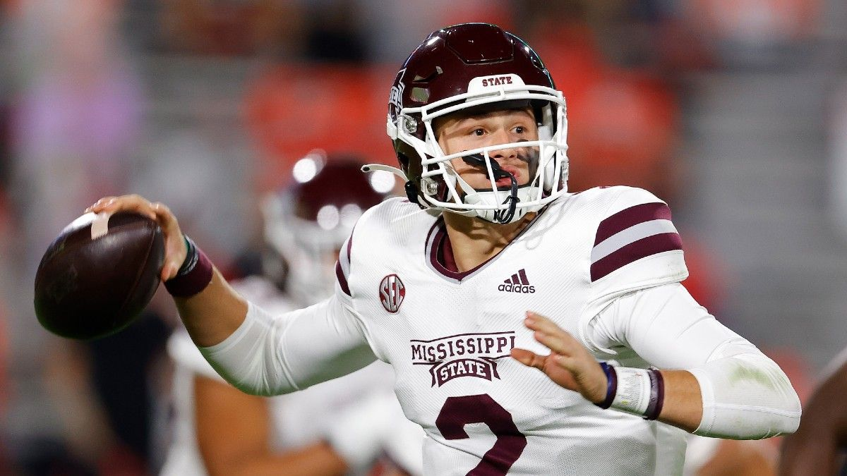 Mississippi State vs. LSU Odds, Picks: The Bet to Make on Saturday's Over/Under (September 25) article feature image