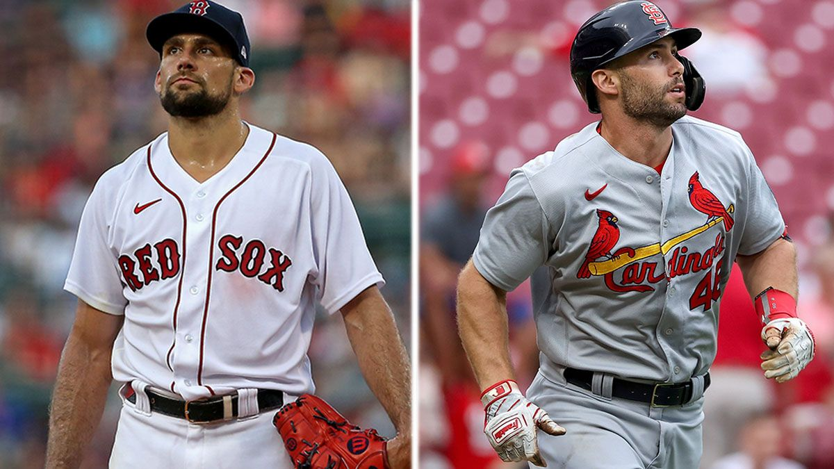 Friday MLB Player Prop Bets: Our 2 Favorite Picks Feat. Nathan Eovaldi & Paul Goldschmidt (Sept. 3) article feature image