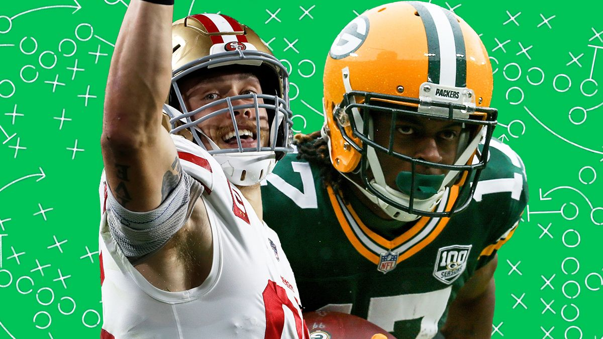 Packers vs. 49ers Odds, Spread, Line, Picks: How To Bet Sunday Night Football Showdown article feature image