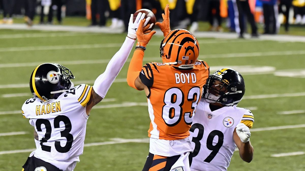 Bengals vs. Steelers Odds, NFL Sunday Predictions, Picks: Bet On A Low-Scoring AFC North Meeting For Week 3 article feature image