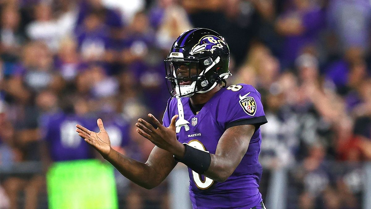 Ravens vs. Lions Betting Odds, Picks, NFL Sunday Predictions: Can Lions Really Cover This Week 3 Spread? article feature image