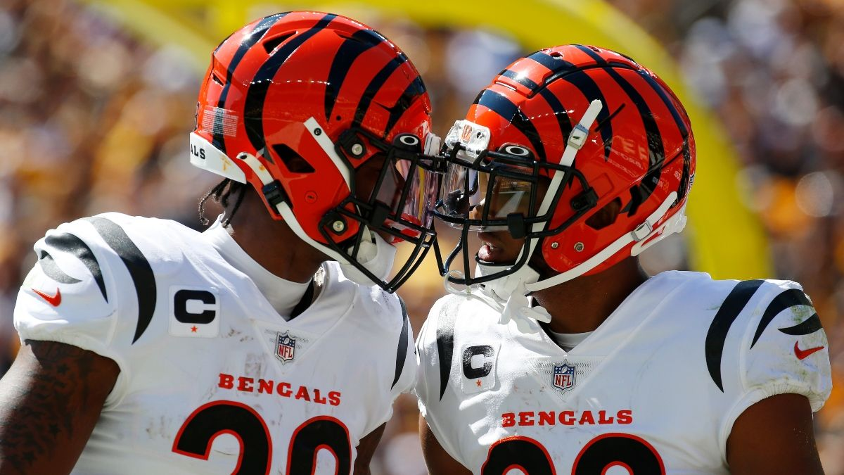 NFL Props For Bengals vs. Jaguars: Joe Mixon, D.J. Chark, More PrizePicks Plays For Thursday Night Football article feature image