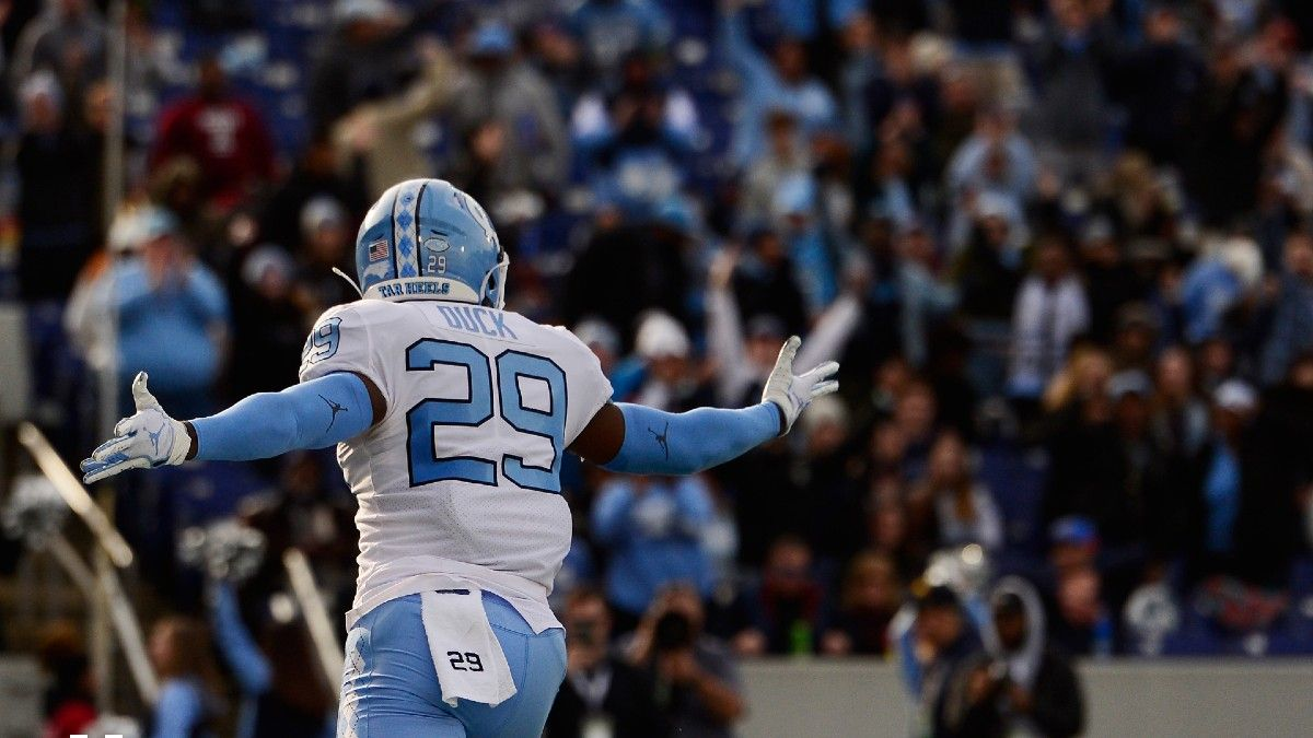 College Football Betting Odds, Predictions for North Carolina vs. Virginia Tech: The Top Total Pick for Friday article feature image
