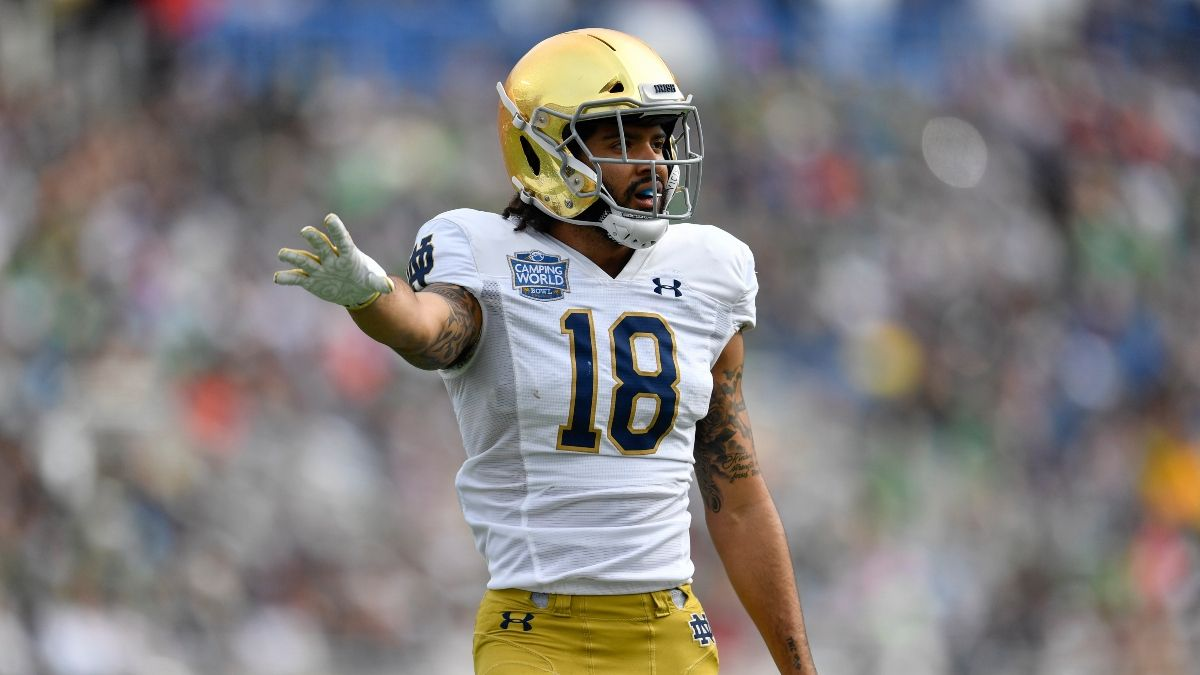Notre Dame vs. Florida State Odds & Promo: Bet $1+, Get $400 FREE! article feature image