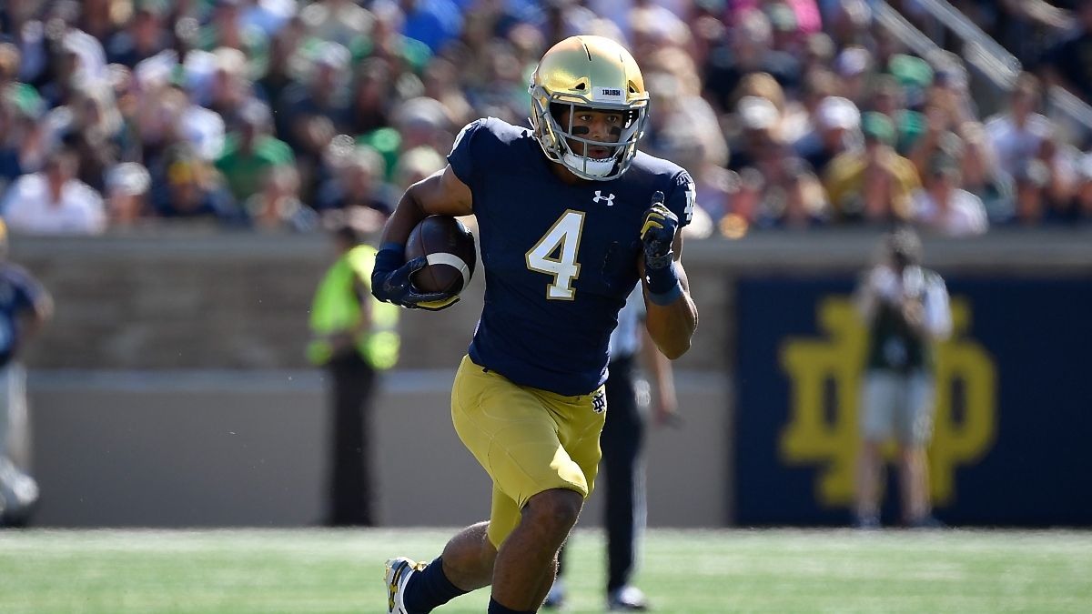 Notre Dame vs. Florida State Odds, Promo: Bet the Fightin' Irish Risk-Free Up to $5,000 article feature image