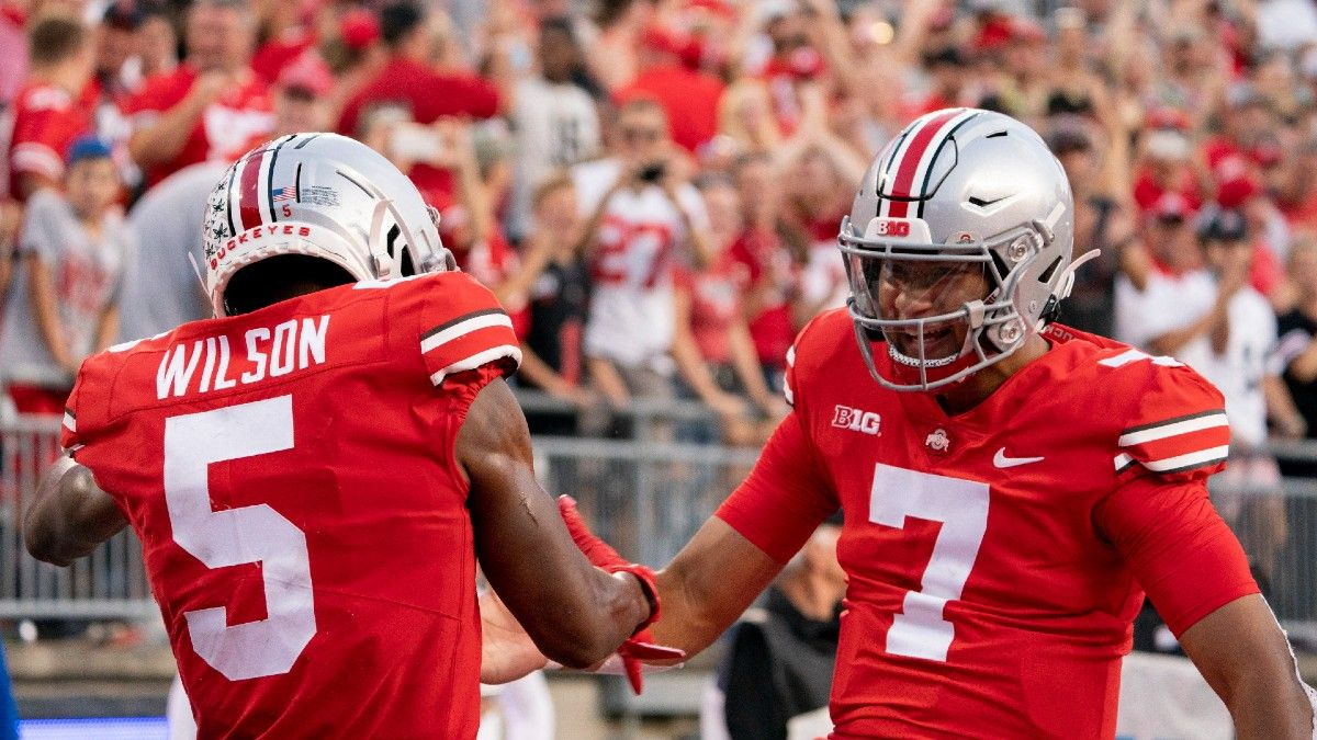 College Football Odds, Picks, Predictions for Ohio State vs. Rutgers: What to Target in Big Ten Showdown article feature image