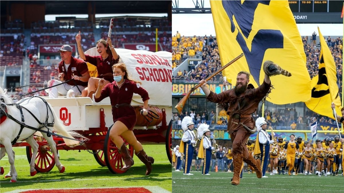 West Virginia vs. Oklahoma Odds, Promo: Bet $20, Win $205 if Either Team Scores a TD! article feature image