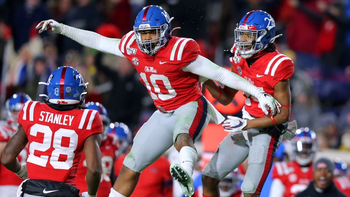Louisville vs. Ole Miss Odds, Promo: Bet $30, Win $300 on the Ole Miss Moneyline! article feature image