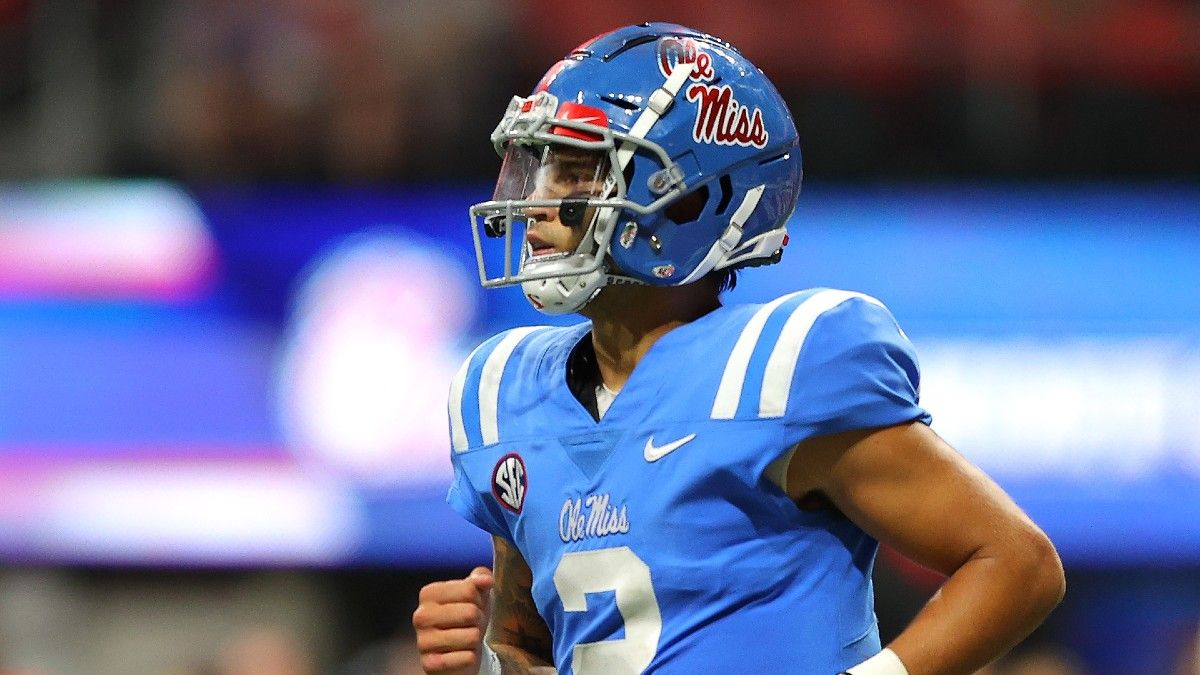 2021 Heisman Trophy Odds Tracker: Bryce Young, Matt Corral Separating From Pack article feature image