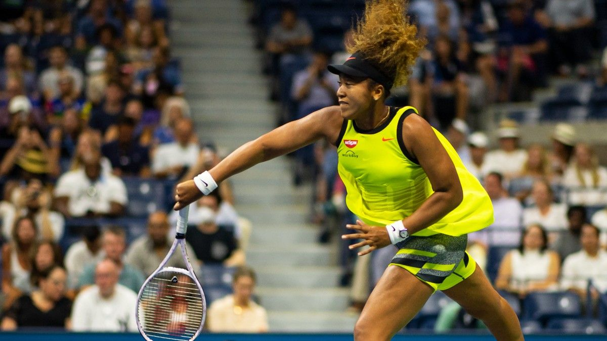 Friday Afternoon/Evening U.S. Open Picks: How to Bet Naomi Osaka and Sloane Stephens Matches (September 3) article feature image