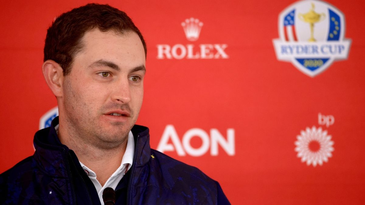2021 Ryder Cup Preview: Patrick Cantlay Uses Gin Analogy to Explain Europe's Domination article feature image