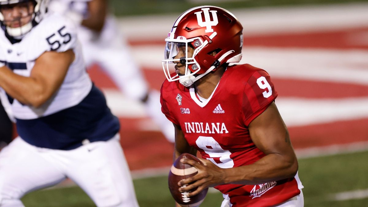 Indiana vs. Iowa Odds, Promo: Bet the Hoosiers Risk-Free Up to $5,000! article feature image