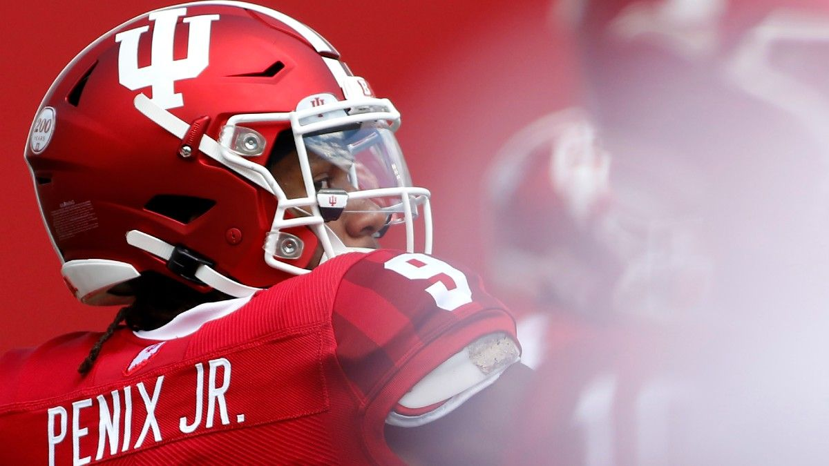 College Football Odds, Best Bets: Our Top 5 Picks for Saturday Afternoon's Kickoffs, Including Iowa vs. Indiana & Marshall vs. Navy (Sept. 4) article feature image
