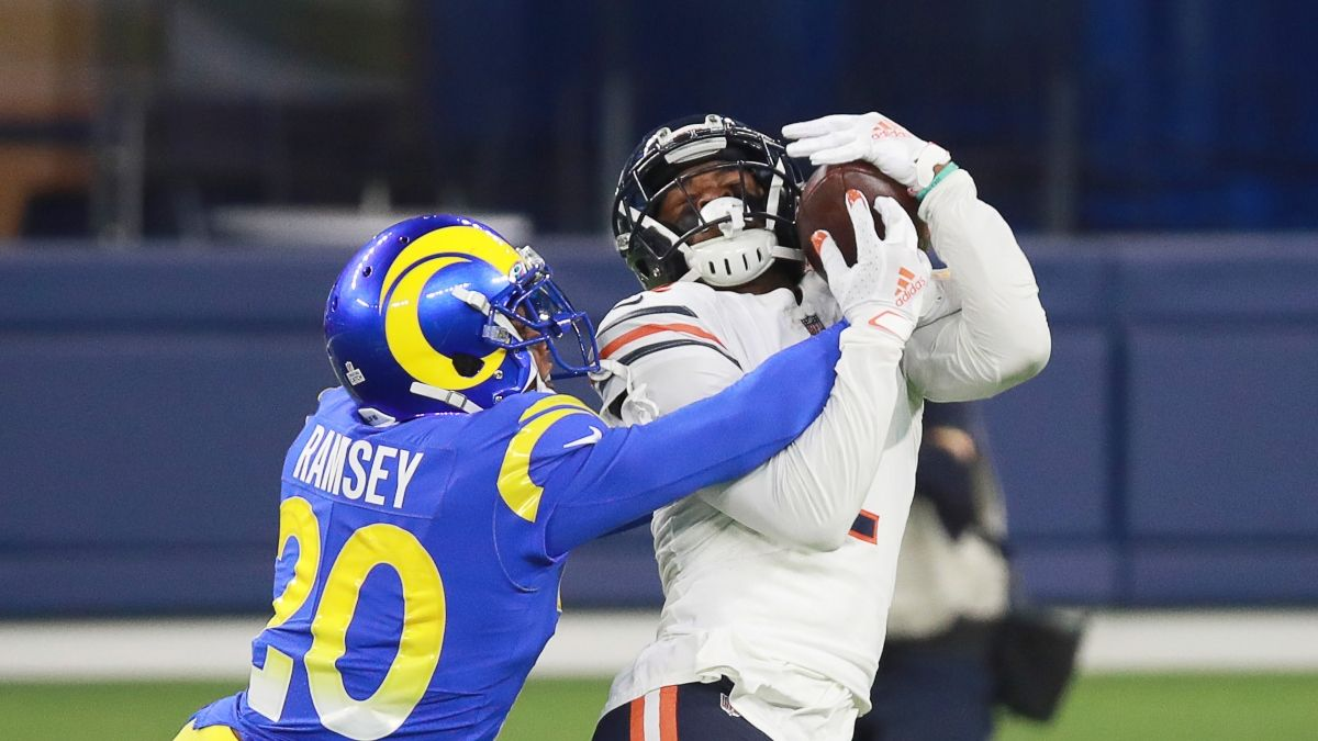 PointsBet Same Game Parlay for Bears vs. Rams: How to Bet Sunday Night Football article feature image