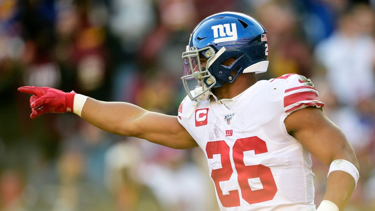 Giants vs. Football Team Picks On The Spread & Over/Under: How We're Betting Thursday Night Football article feature image