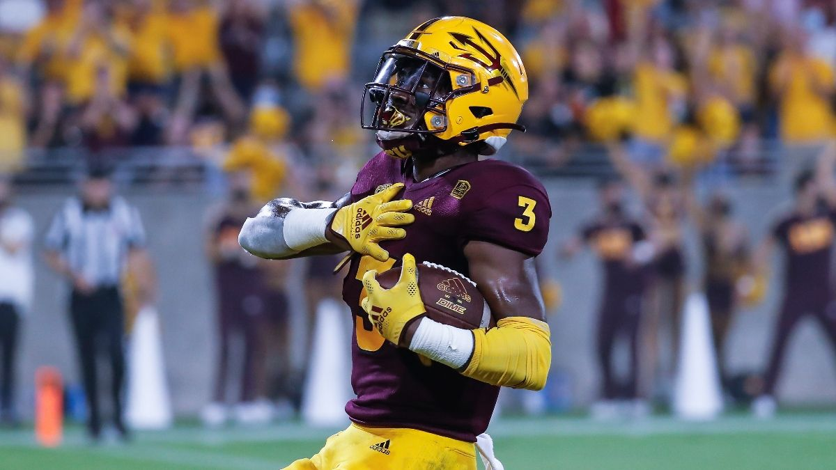 College Football Odds & Betting Preview for Arizona State vs. BYU: Spread & Top Pick for Week 3 Matchup (September 18) article feature image