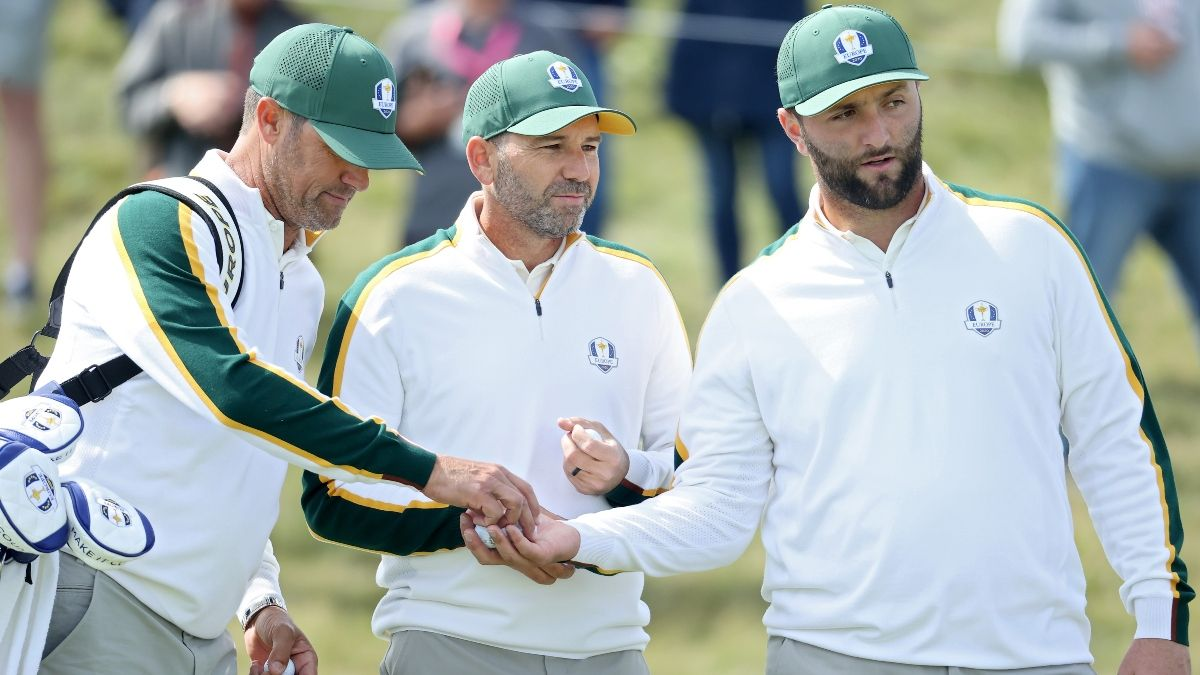 2021 Ryder Cup Odds & Picks: 4 Best Bets for Friday Morning's Foursomes article feature image