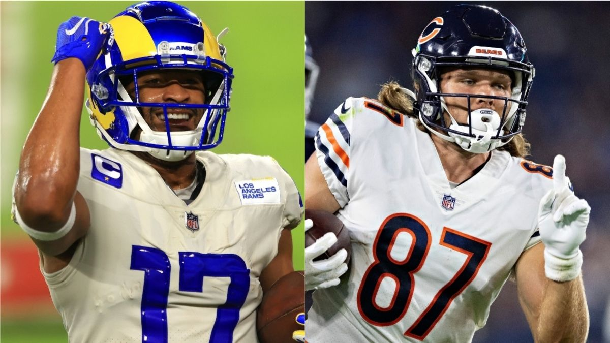 Rams vs. Bears Odds, Promo: Bet $10, Win $200 if Either Team Scores a Touchdown! article feature image