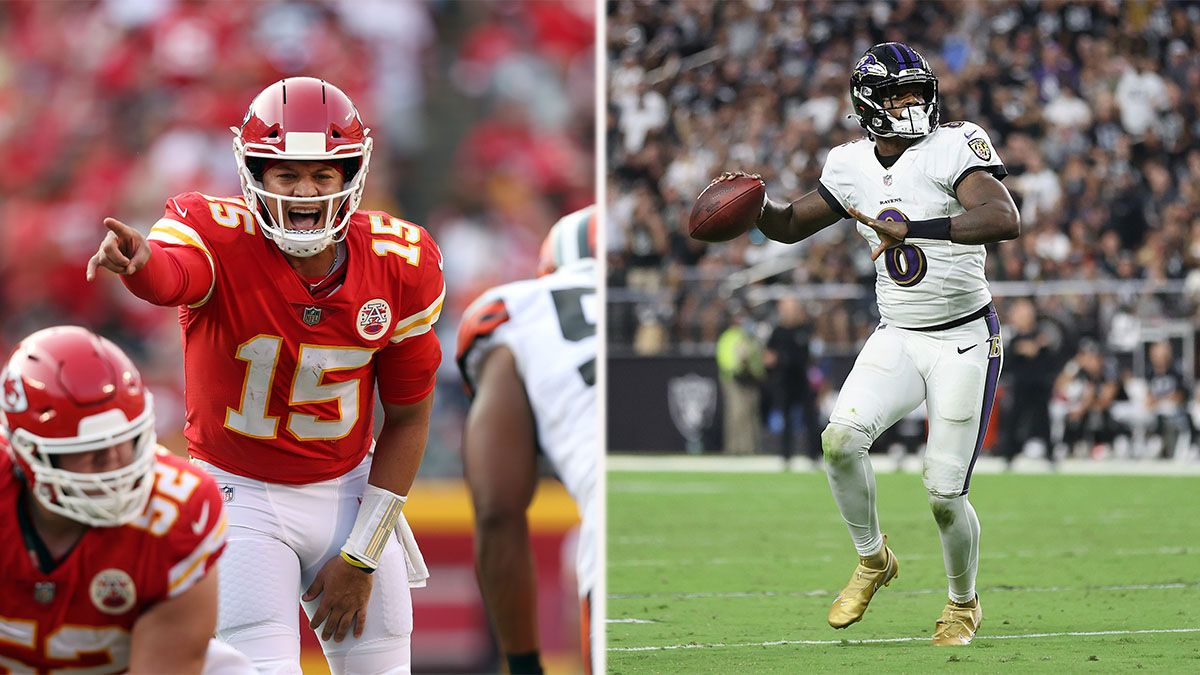 Chiefs vs. Ravens NFL Odds, Betting Trends: Public Hammering Sunday Night Football Spread article feature image