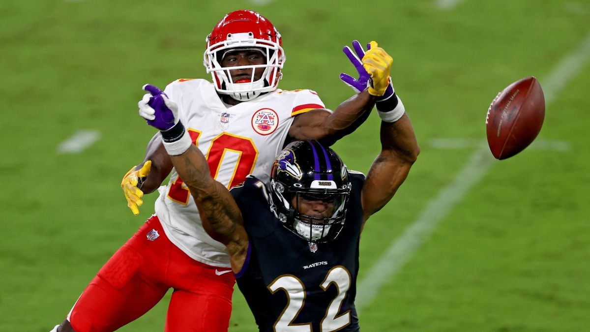 Chiefs vs. Ravens Odds, Picks, Bets For Sunday Night Football: A Case For Both Sides of This Spread article feature image