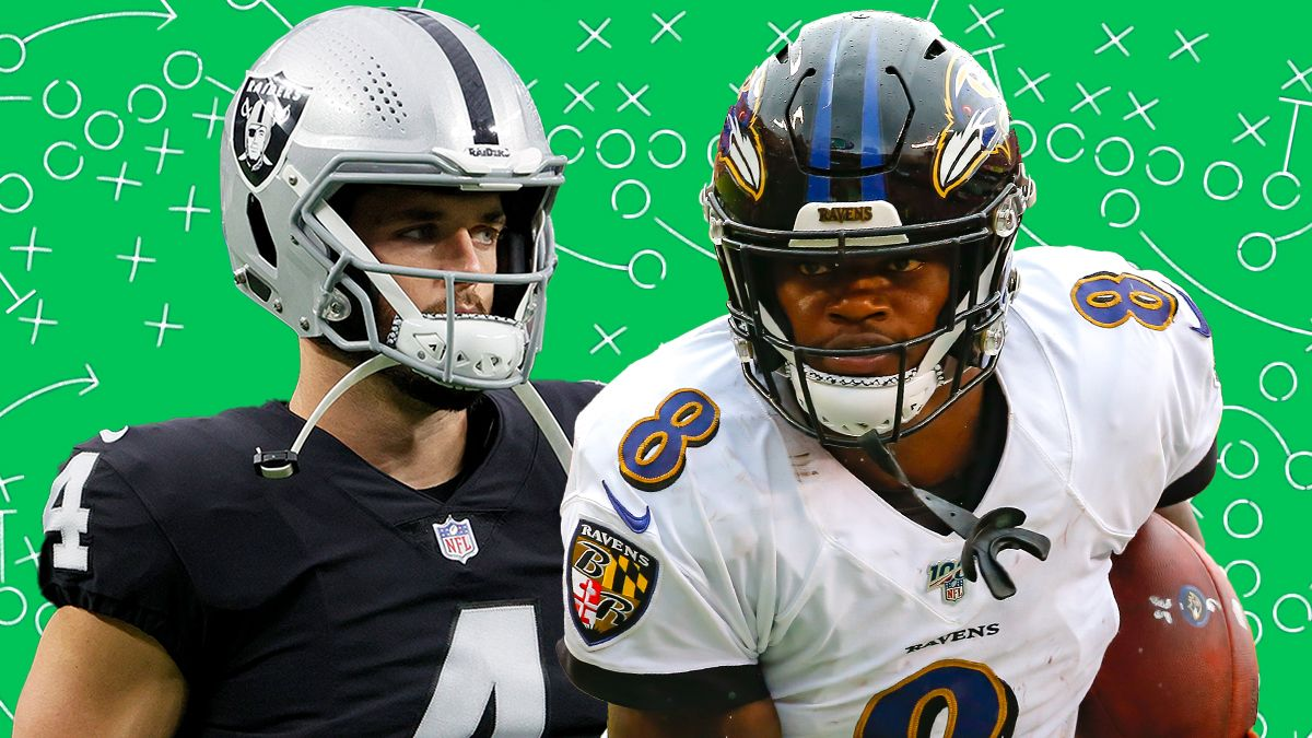 Ravens vs. Raiders Odds, Over/Under Pick, Predictions: How To Bet This Monday Night Football Matchup article feature image