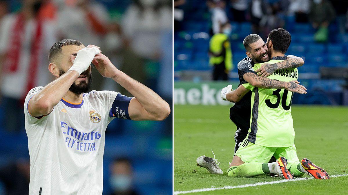 Biggest UEFA Champions League Upset Ever? Sheriff Tiraspol Shocks Real Madrid as +2800 Underdog article feature image