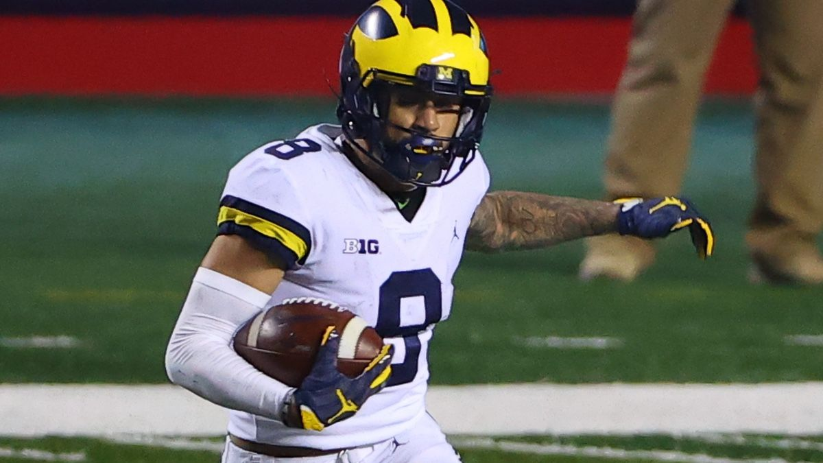 Ronnie Bell Will Not Return to Michigan This Season Due to Injury article feature image