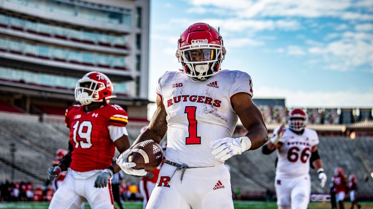 Temple vs. Rutgers Betting Odds, Picks, Prediction: Greg Schiano's Knights Are Heavy Favorites (Saturday, Sept. 4) article feature image