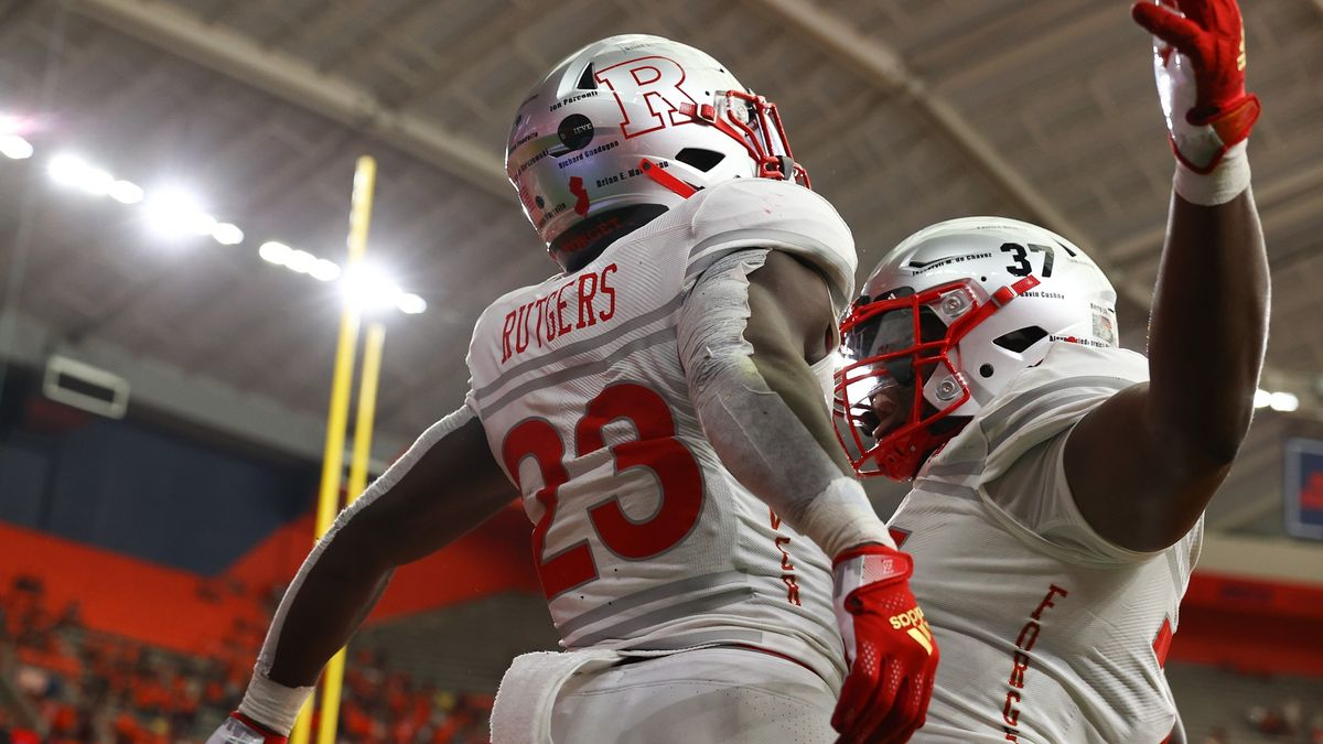 Delaware vs. Rutgers Betting Odds, Pick, Prediction: Low-Scoring Battle Expected in FBS-FCS Matchup article feature image