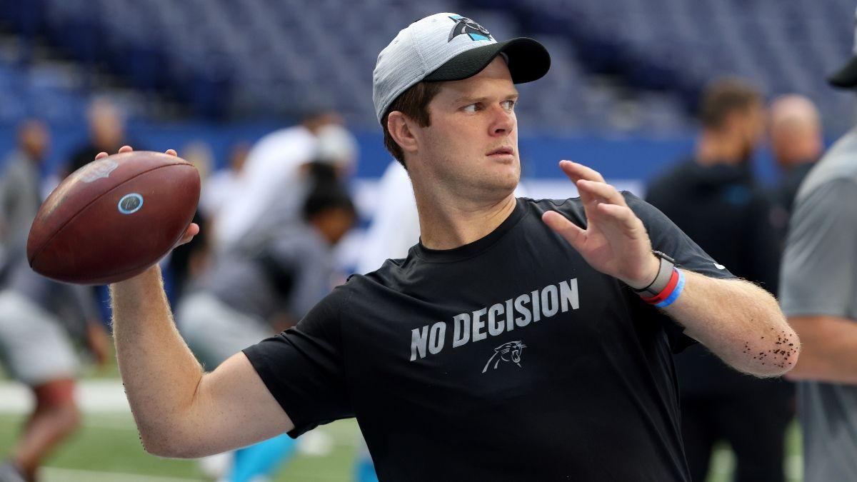 Sunday's NFL Week 1 Odds, Sharp Betting Picks: Smart Money Slamming Chargers vs. Washington & Jets vs. Panthers article feature image