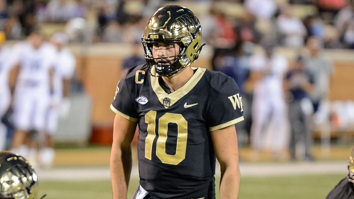 Florida State vs. Wake Forest Betting Odds, Prediction, Pick: Fade the Seminoles in Week 3 (September 18) article feature image