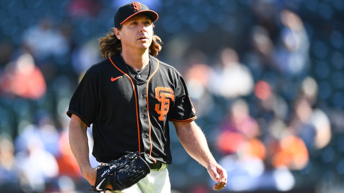 Giants vs. Padres Odds & Prediction: How To Back Subpar Pitching Matchup (Wednesday, Sept. 22) article feature image