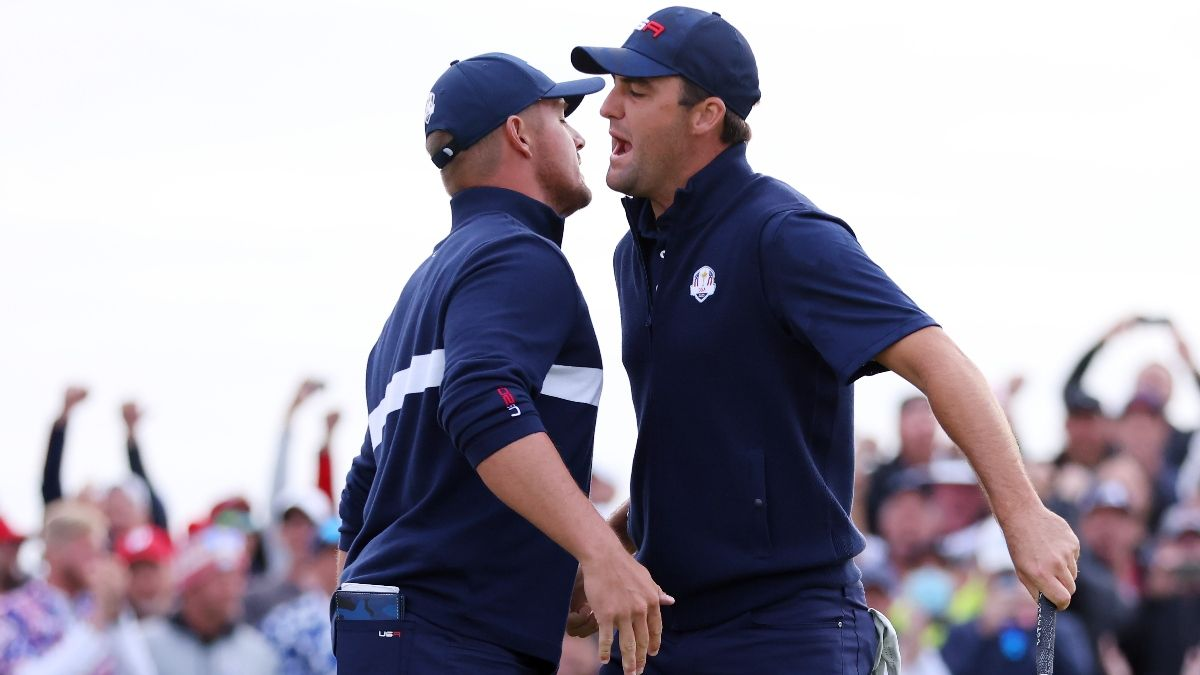 2021 Ryder Cup Sunday Pairings, Updated Results, Score & More: United States Has Commanding Lead article feature image