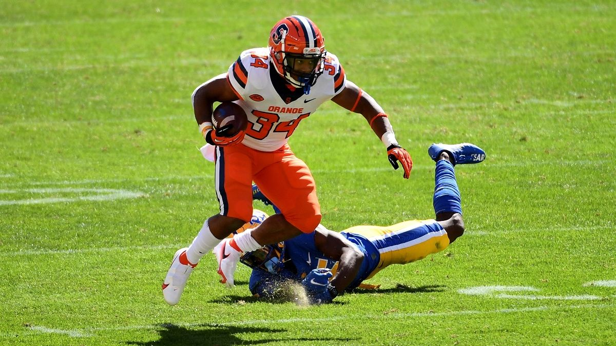 Syracuse vs. Ohio College Football Odds, Picks: Can the Orange Start Hot? (Saturday, Sept. 4) article feature image