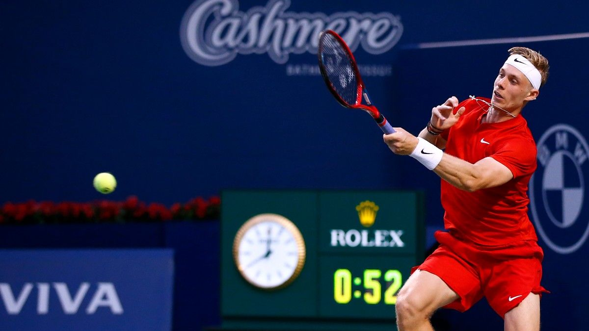 Thursday Evening U.S. Open Round 2 Picks: How to Bet Taylor Fritz and Denis Shapovalov Matches (September 2) article feature image