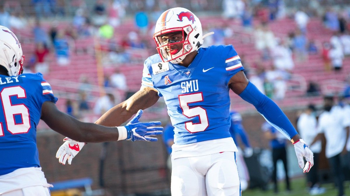 Week 5 College Football Group of 5 Parlay: Our Top Bet, Featuring SMU & Western Kentucky (Oct. 2) article feature image