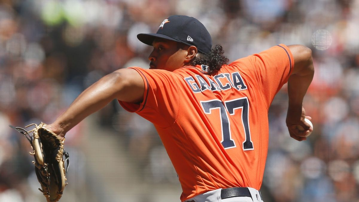 MLB Player Prop Bets & Picks: 2 Strikeout Totals To Bet Sunday, Including Luis Garcia (Sept. 5) article feature image