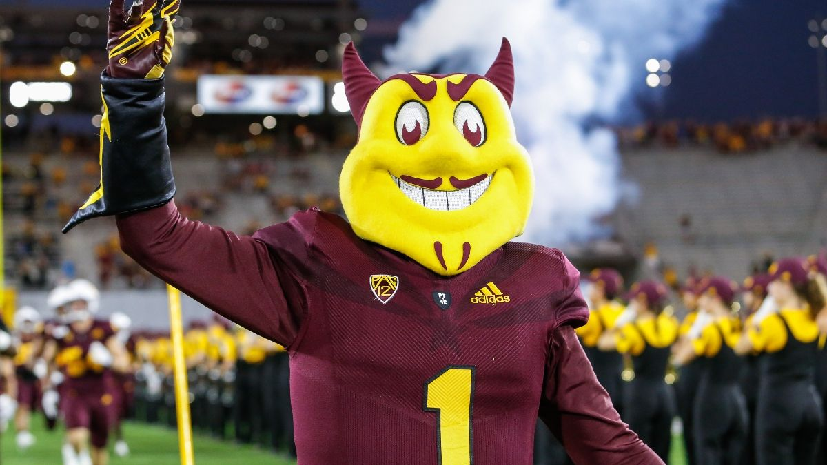 Arizona State vs. Stanford Odds, Promo: Bet $5,000 on Either Team Risk-Free, and More! article feature image