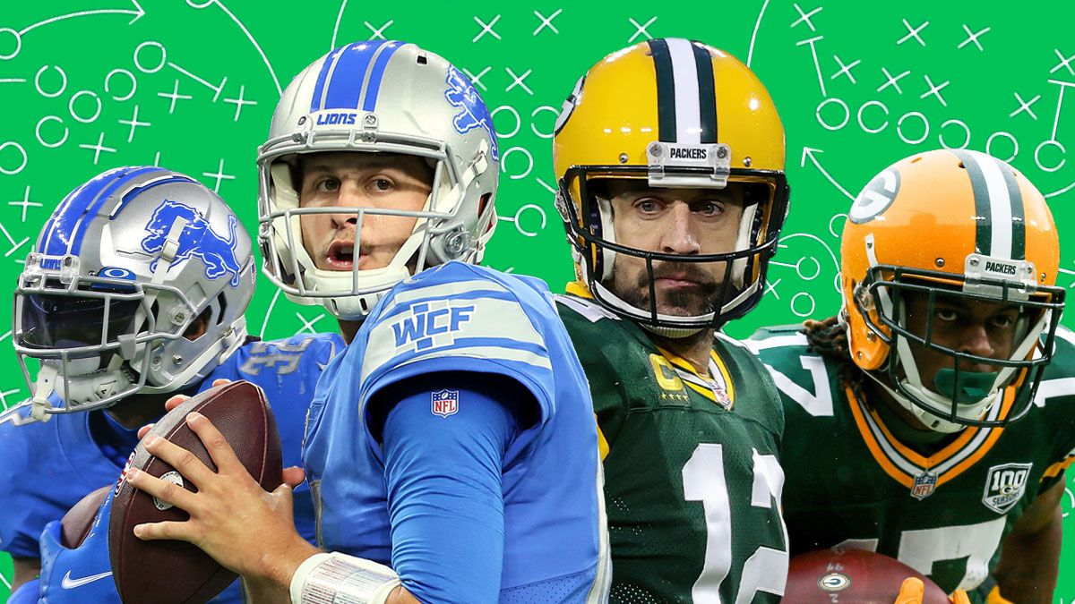 Packers vs. Lions Odds, Picks & Predictions: Your Guide To Betting Monday Night Football article feature image