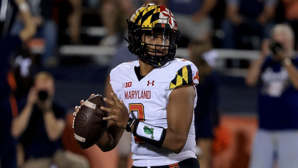 College Football Odds & Picks for Kent State vs. Maryland: Few Defensive Stops Projected article feature image