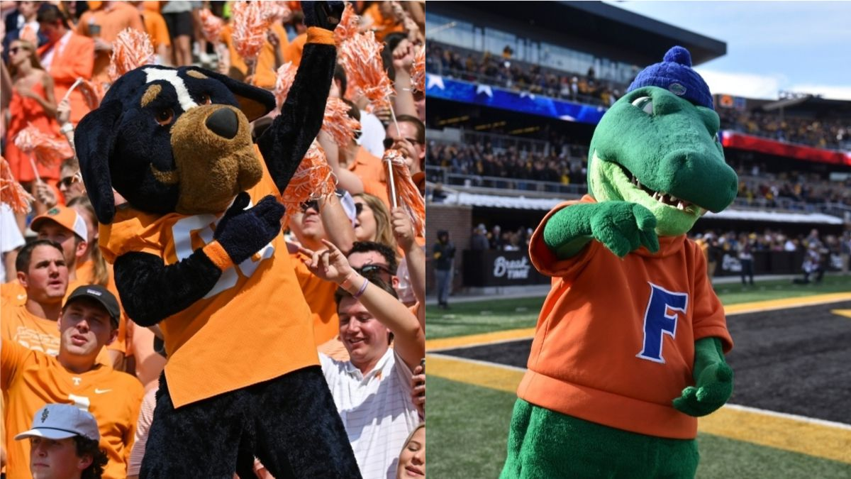 Tennessee vs. Florida Odds, Promo: Bet $10, Win $200 Either Team Scores a Touchdown! article feature image