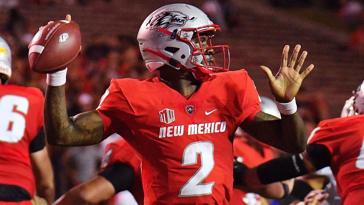 College Football Odds, Picks, Predictions for Air Force vs. New Mexico: Betting Guide For Mountain West Duel article feature image