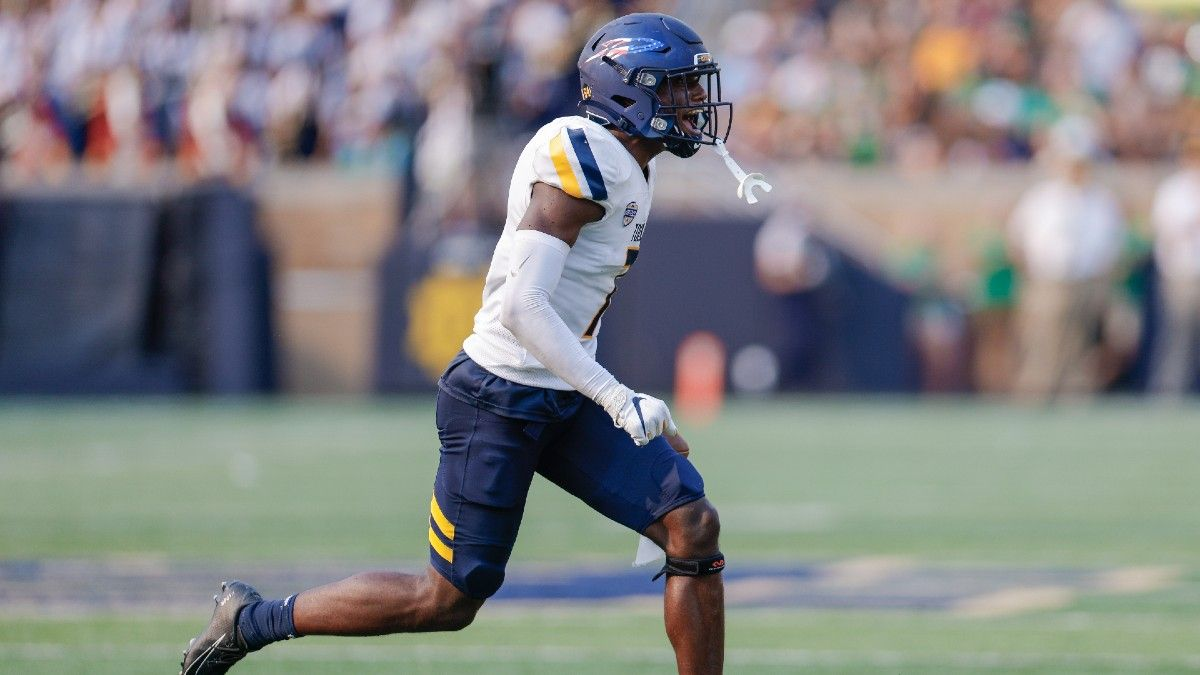 College Football Odds, Picks, Predictions for Toledo vs. Ball State: Rockets Should Cover Short Road Spread article feature image