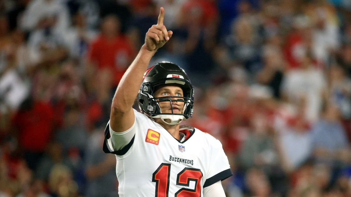 Buccaneers-Patriots Odds, Promo: Bet $5, Win $125 if the Bucs Score a Touchdown, More! article feature image