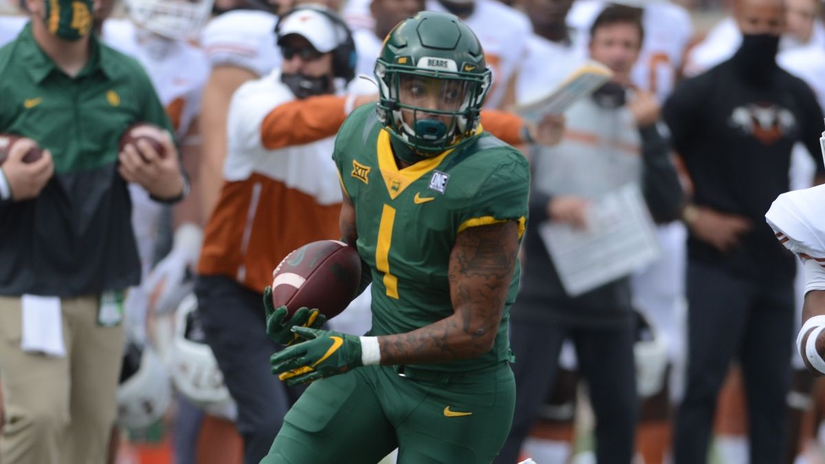 Baylor vs. Kansas Odds, Pick, Prediction: Continue to Fade the Jayhawks in Week 3 (September 18) article feature image