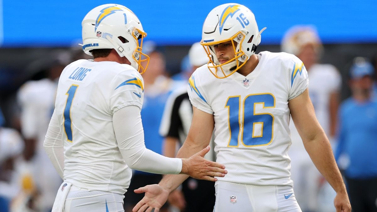 Chargers vs. Chiefs NFL Betting Model Prediction, Pick: Sunday Afternoon's Biggest Week 3 Spread Edge article feature image