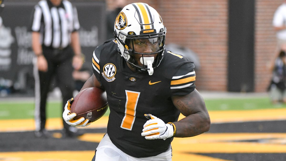 College Football Odds, Picks, Predictions for Tennessee vs. Missouri: Points to be Expected in SEC Duel article feature image