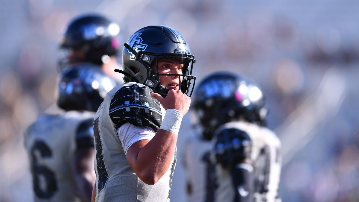 Week 1 College Football Betting Odds, Predictions for UCF vs. Boise State: Can the Knights Cover as Favorites? article feature image