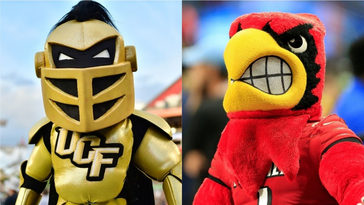 Louisville vs. UCF Odds, Promo: Bet $20, Win $205 if Either Team Scores a Touchdown! article feature image