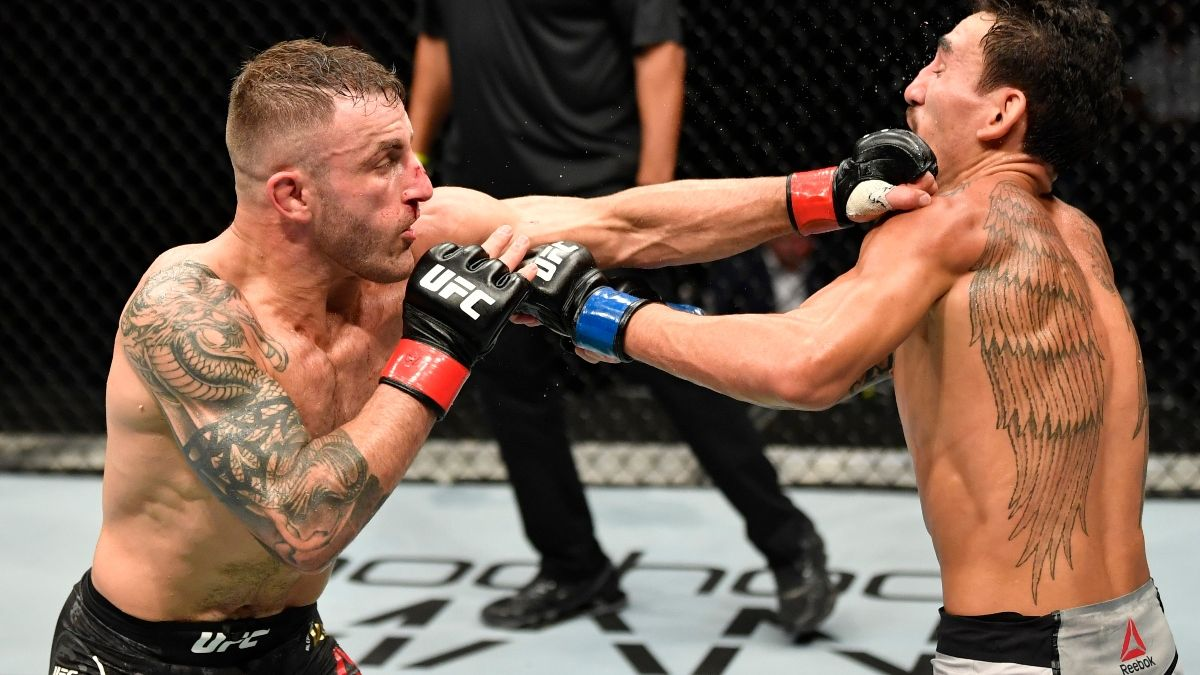 UFC 266 Odds, Picks & Promotions: Bet $20, Win $205 if Your Fighter Throws a Punch! article feature image